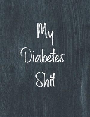 My Diabetes Shit, Diabetes Log Book