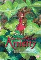 Art Of The Secret World Of Arrietty (hardcover)