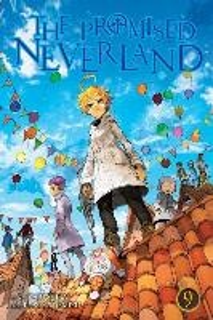 Promised Neverland, Vol. 9