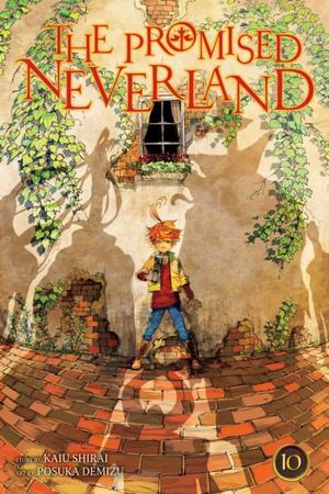 Promised Neverland, Vol. 10