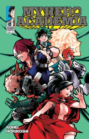 My Hero Academia, Vol. 22