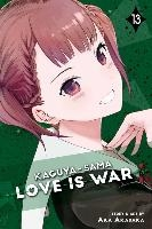 Kaguya-sama: Love Is War, Vol. 13