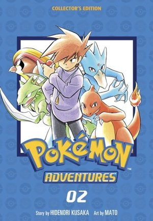 Pokemon Adventures Collector's Edition, Vol. 2