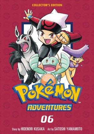 Pokemon Adventures Collector's Edition, Vol. 6