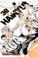 Haikyu!!, Vol. 38