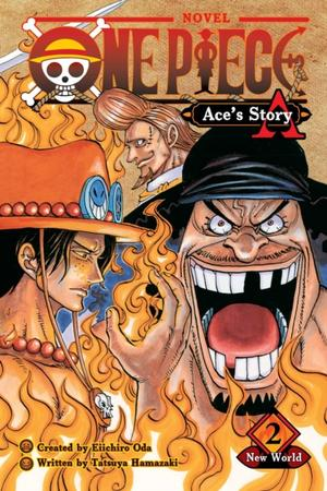 One Piece: Ace's Story, Vol. 2