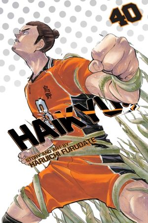 Haikyu!!, Vol. 40