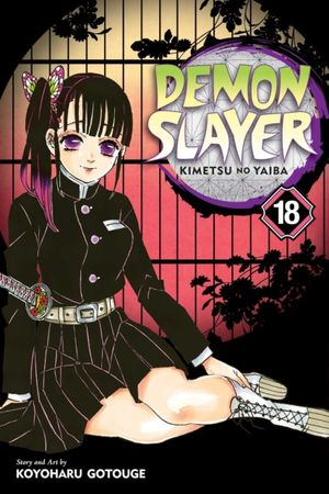 Demon Slayer: Kimetsu No Yaiba, Vol. 18