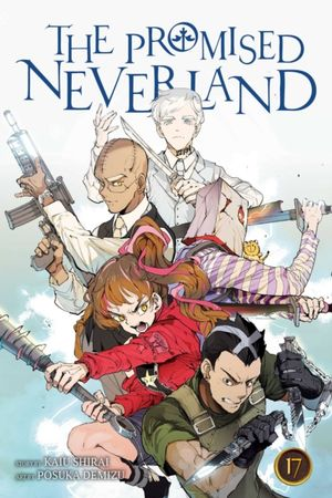 The Promised Neverland, Vol. 17