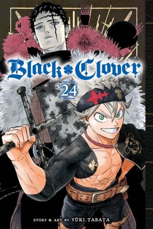 Black Clover, Vol. 24