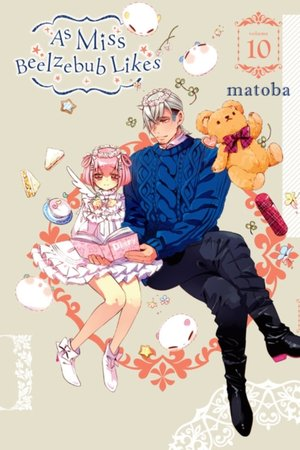As Miss Beelzebub Likes, Vol. 10