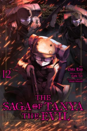 The Saga Of Tanya The Evil, Vol. 12 (manga)