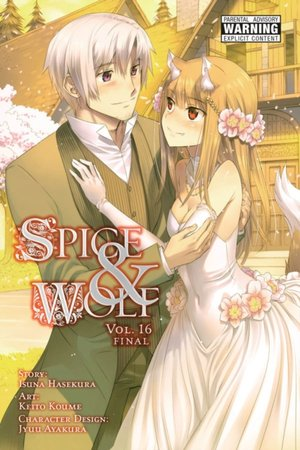 Spice And Wolf, Vol. 16 (manga)