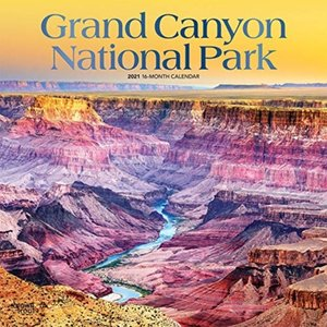 Grand Canyon National Park Kalender 2021