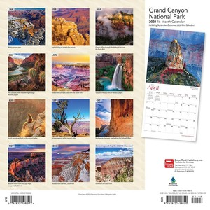 Grand Canyon National Park Kalender 2021