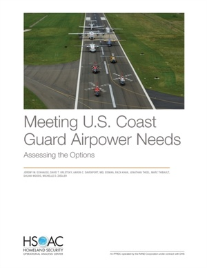 Meeting U.s. Coast Guard Airpower Needs