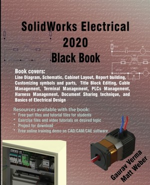 Solidworks Electrical 2020 Black Book