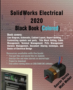 Solidworks Electrical 2020 Black Book (colored)