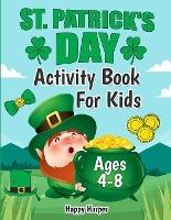 St. Patrick's Day Activity Workbook