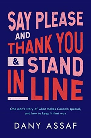 Say Please & Thank You Stand In Line