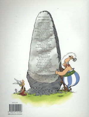 Asterix & Obelix 06 - En Cleopatra