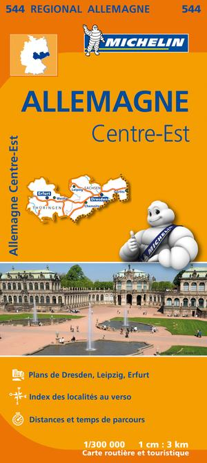 Duitsland Midden-Oost - Thüringen / Sachsen