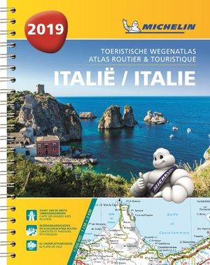Italië atlas spir. 2019