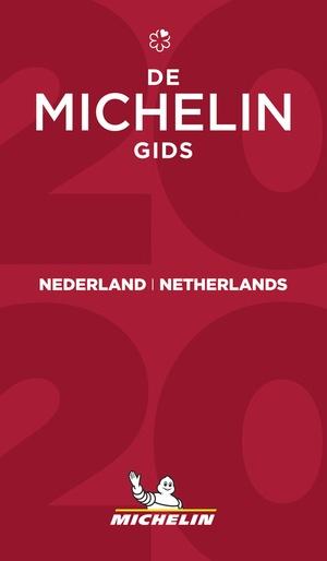 Nederland - Netherlands Michelin Rode Gids Guide Rouge 2020