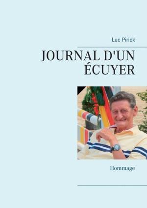 JOURNAL D'UN ÉCUYER