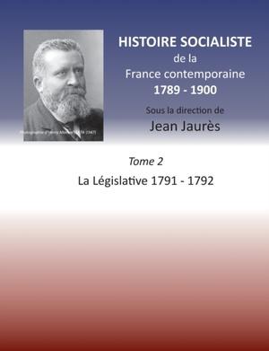 Histoire socialiste de la Franc contemporaine 1789-1900
