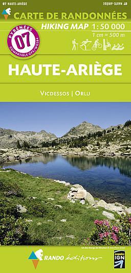Haute-Ariège - Vicdessos - Orlu