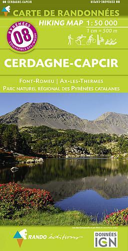 Cerdagne - Capcir - Catalaanse Pyr. NRP