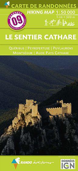 Sentier Cathare - Quéribus - Peyrepertuse