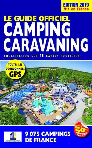 Camping caravaning 2019 France FFCC