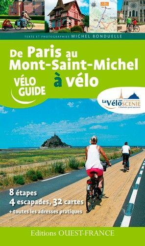 Paris au Mont-Saint-Michel à vélo