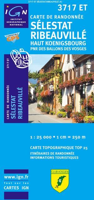 Sélestat / Ribeauvillé / pnr Ballons des Vosges