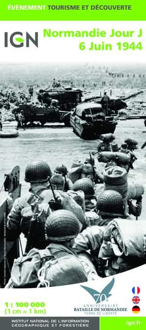 Normandië - Jour J - 6 juni 1944