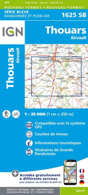 Thouars / Airvault