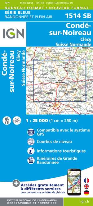 Condé-sur-Noireau / Clécy / Suisse Normande