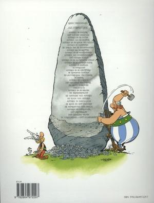 Asterix & Obelix 30 - De Beproeving Van Obelix