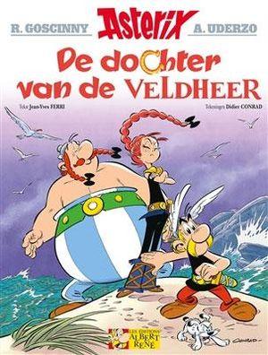 Asterix 38 - De dochter van de veldheer