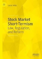 Stock Market Short-Termism