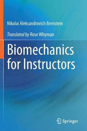 Biomechanics for Instructors