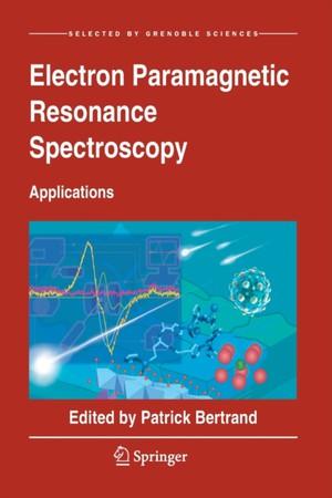 Electron Paramagnetic Resonance Spectroscopy