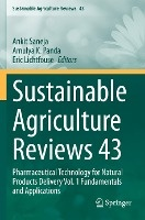 Sustainable  Agriculture Reviews 43