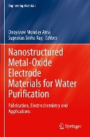 Nanostructured Metal-Oxide Electrode Materials for Water Purification
