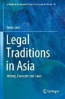 Legal Traditions in Asia
