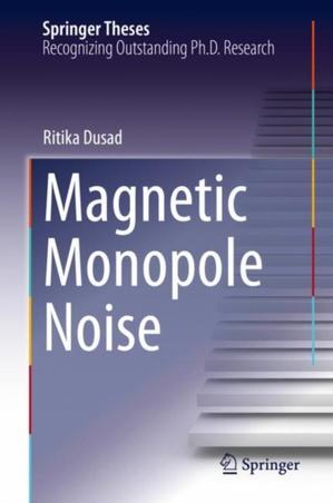 Magnetic Monopole Noise
