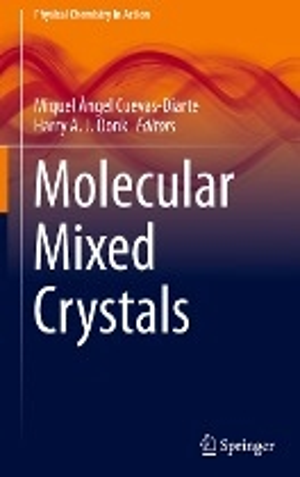 Molecular Mixed Crystals