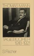 MANN, T: TAGEBUECHER 1918/21